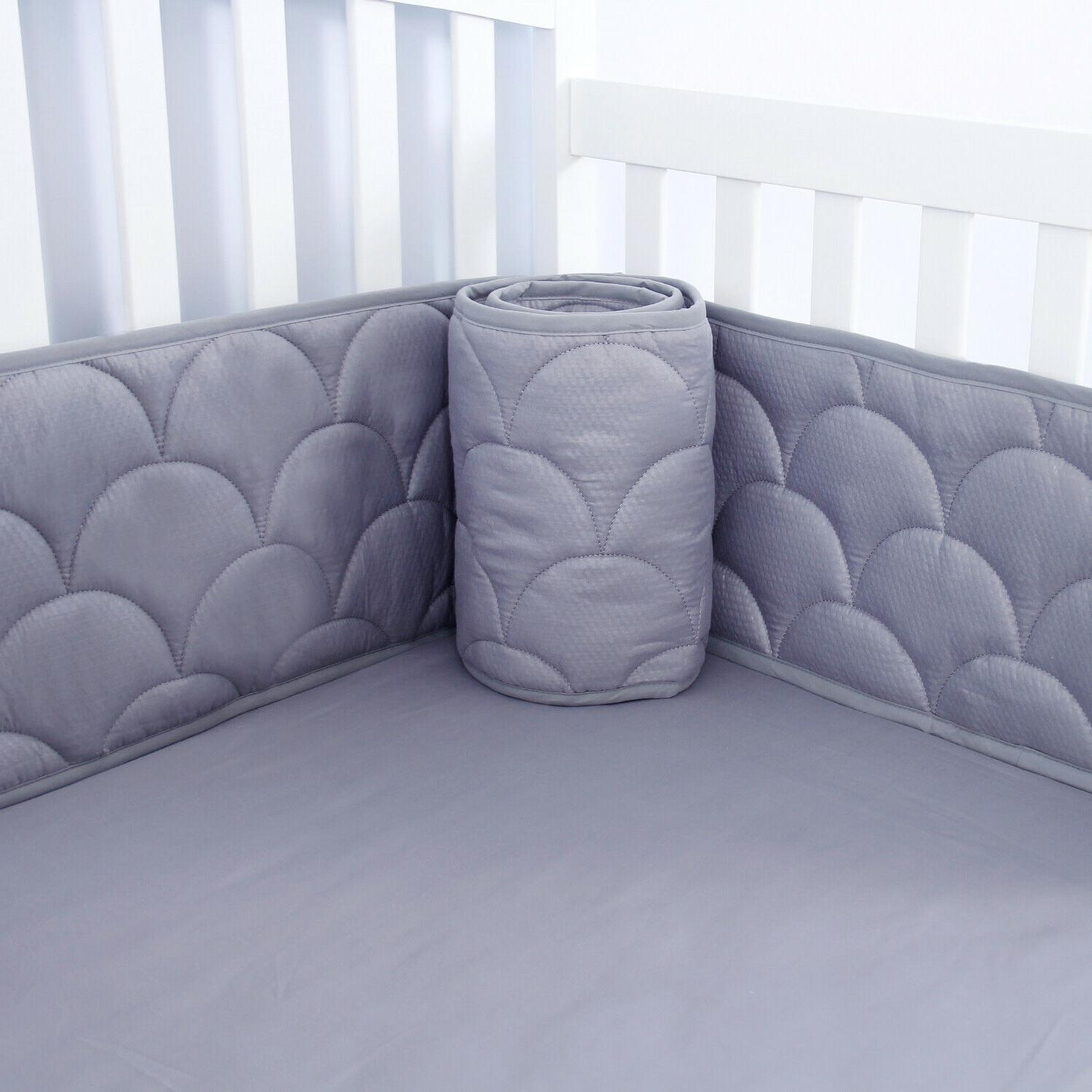 baby crib bumper pads for standard cribs
