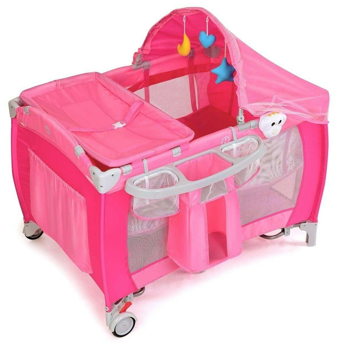 Baby Infant Bed Newborn Table