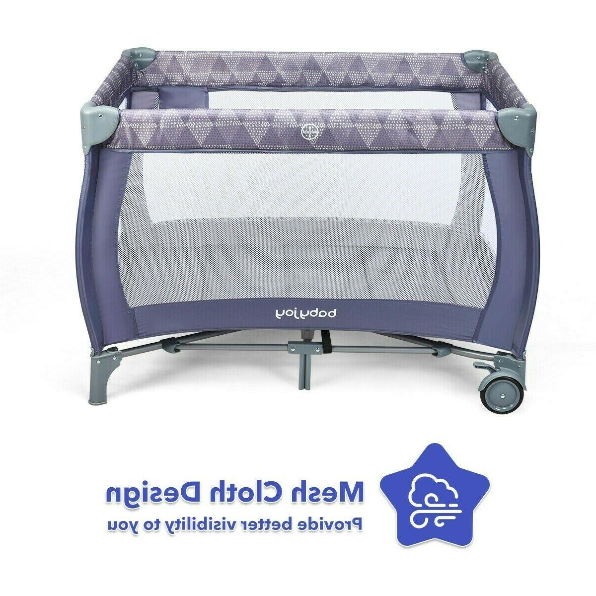 Baby With Storage Infant Portable Sleeper New