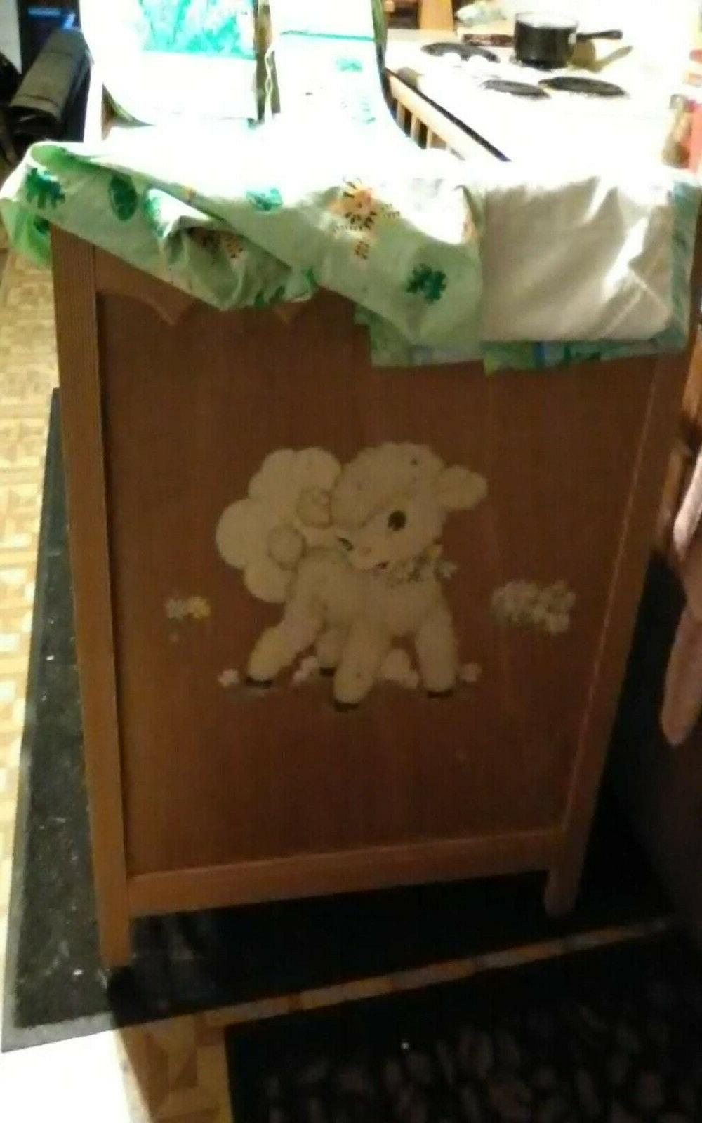 Baby Room includes crib, new &