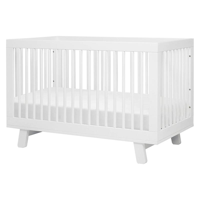 Babyletto Hudson 3-In-1 Convertible Crib With Toddler Bed Co