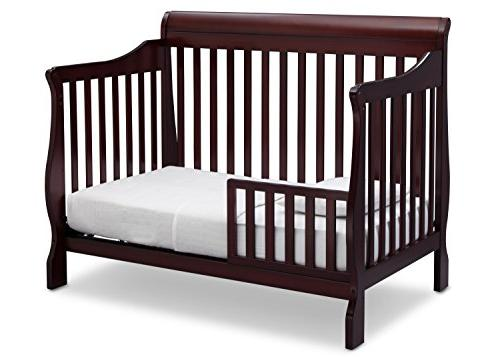 Delta Convertible Baby Crib, Cherry