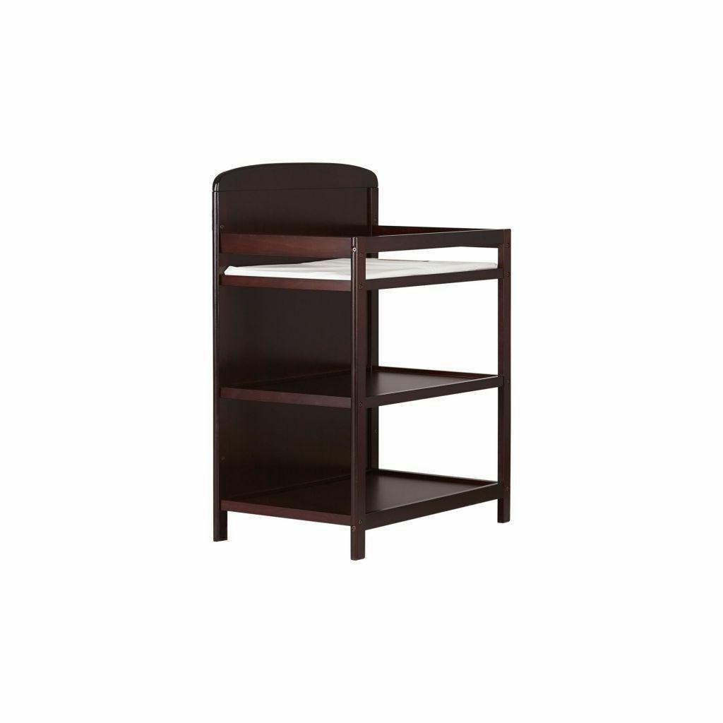 4-in-1 and Changing Table Combo Full Cherry