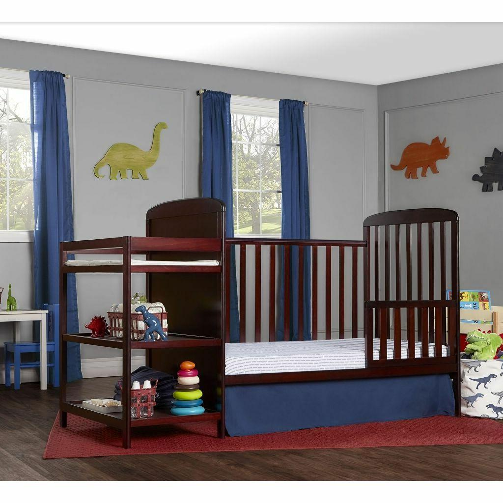 Changing Table Combo Full Size Cherry