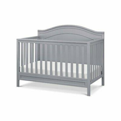 charlie 4 in 1 convertible crib in