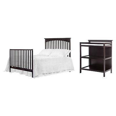 Dream on Me 5-in-1 Convertible Crib Changer