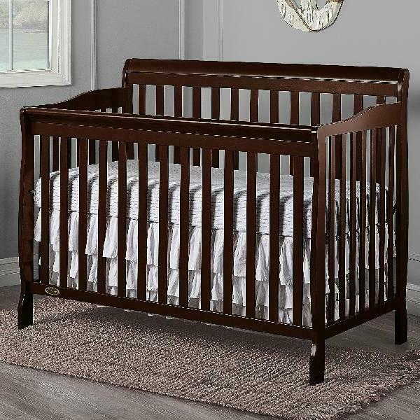 Convertible Baby Bed Full Crib MATTRESS Bedroom Furniture