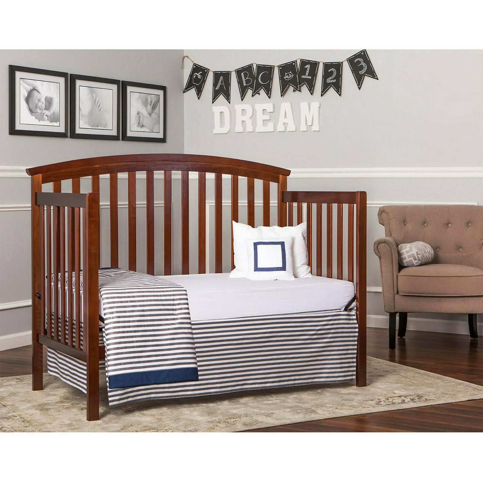 Convertible Crib With