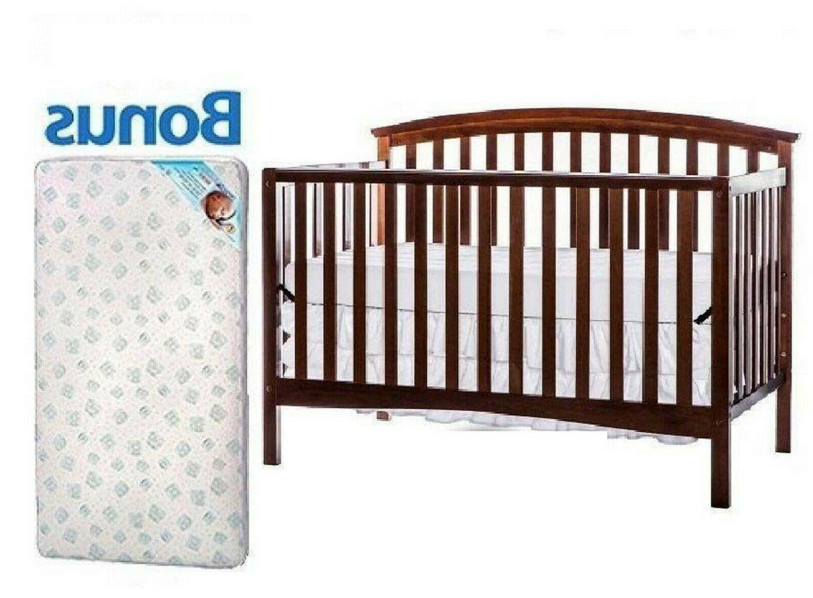 convertible baby crib 5 in 1