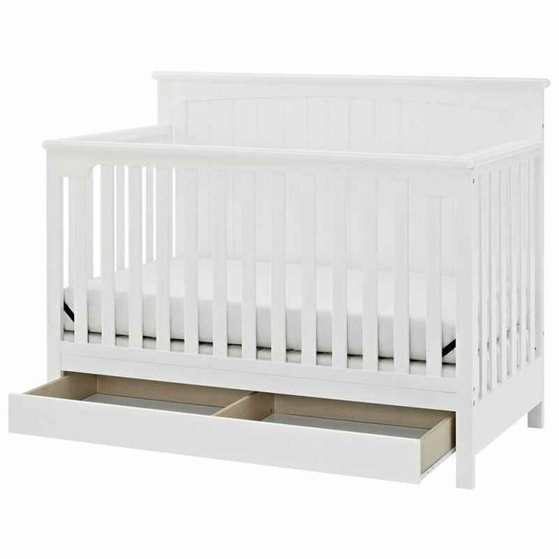steveston 4 in 1 convertible crib in