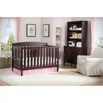 Delta Children Gateway Convertible Crib Baby Full NEW
