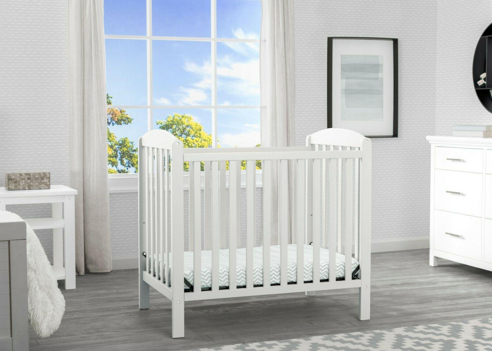 Delta Gateway Convertible Baby Mattress