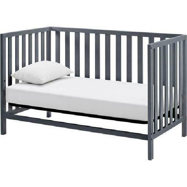 Grey Convertible Day Bed 4 1