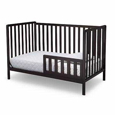 Delta Children Heartland Convertible Dark