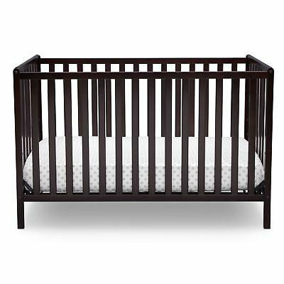 Delta Children Convertible Crib, Dark