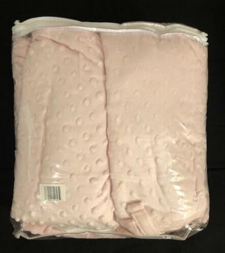 American Baby Company Soft 6 Piece Bedding Pink