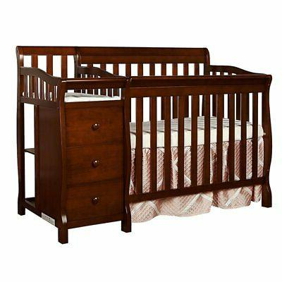 jayden 1 mini convertible crib