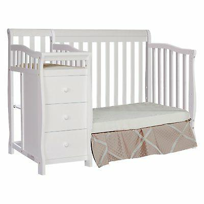 Dream 4-in-1 Crib and