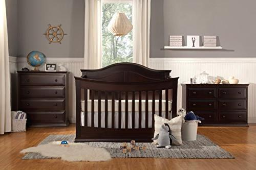 DaVinci Meadow Crib, Dark