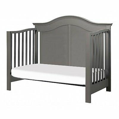 DaVinci 4-in-1 Crib with Toddler