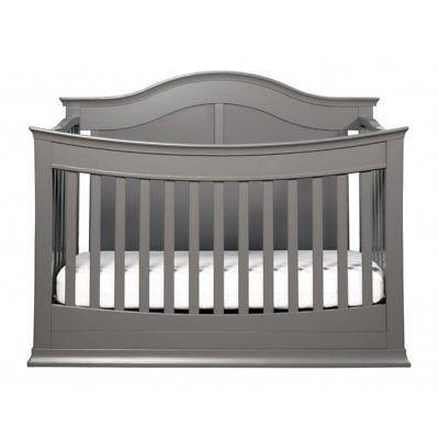 meadow 4 in 1 convertible crib