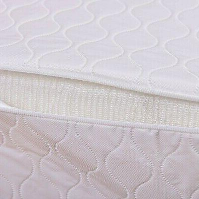 Memory Foam Mattress Baby Infant Toddler Bed Soft Sleep New