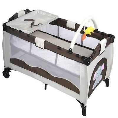 New Baby Playard Pack Infant Bassinet