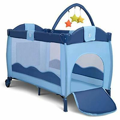 Nursery Crib Nest Bassinet Bed
