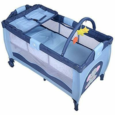 Nursery Center Baby Crib Set Portable Nest Bassinet