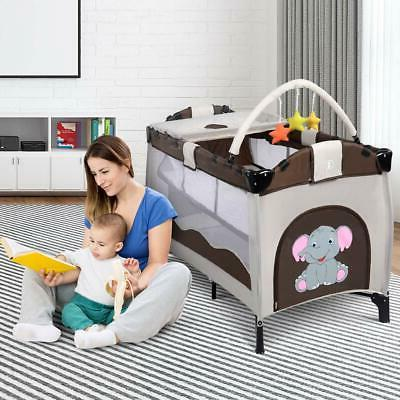 Giantex Baby Set Nest Bed Infa...