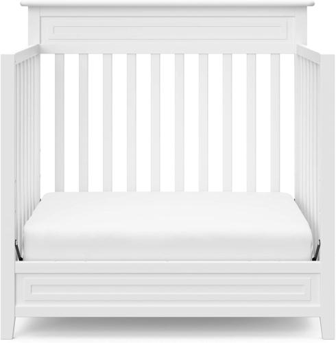 Storkcraft Petal 5-in-1 Convertible Mini Crib Mattress