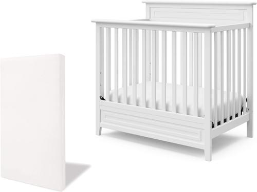 petal 5 in 1 convertible mini crib