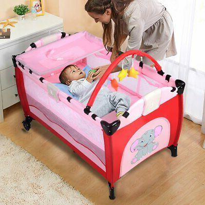 Giantex Baby Infant Bed