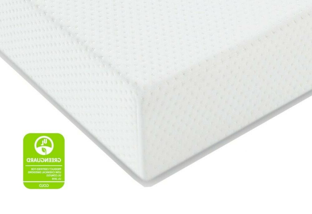 premium foam crib and toddler bed mattress
