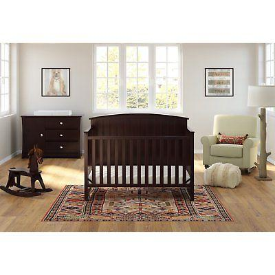 Storkcraft 4-in-1 Convertible Crib