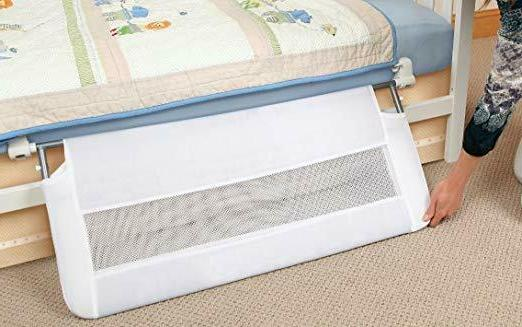 Regalo Down Extra Long Convertible Toddler Bed Rail