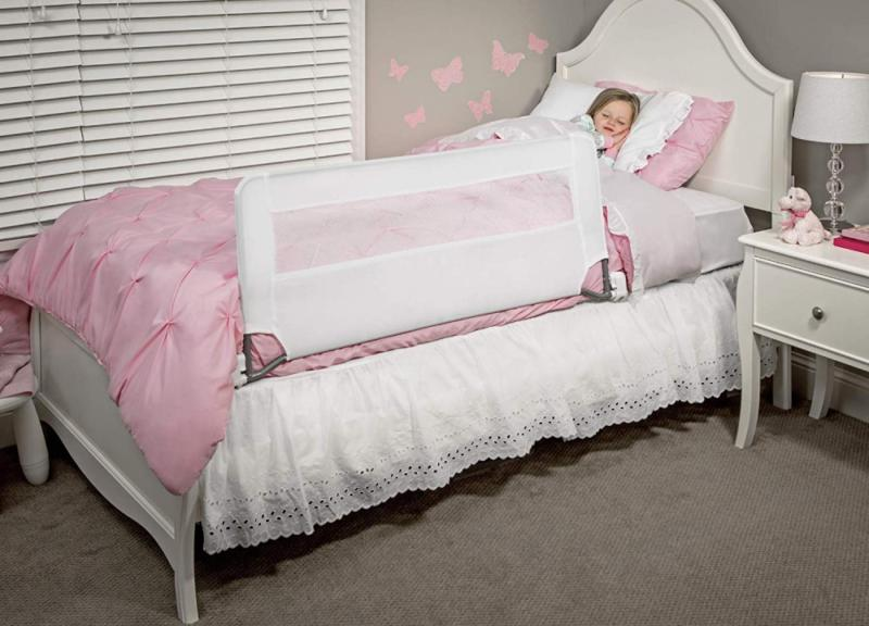 toddler bed rail baby safety guard bedrail