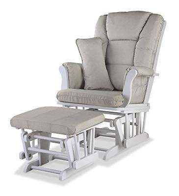 tuscany custom glider and ottoman with free