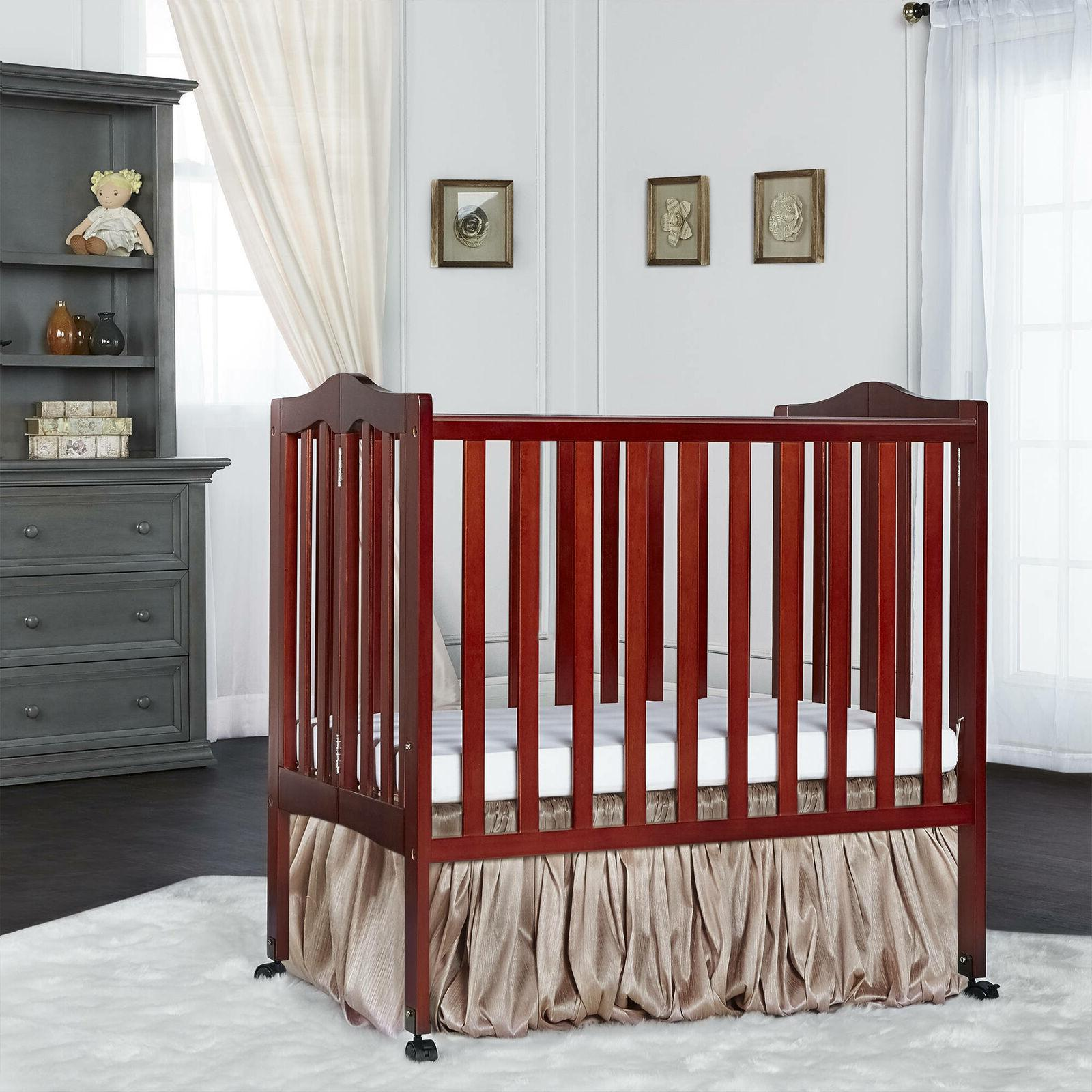 Wood Folding Baby Mini 2-Position Support