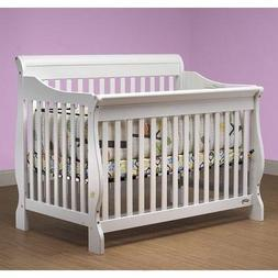 Orbelle Lifestyle 4-in-1 Sleigh Crib -