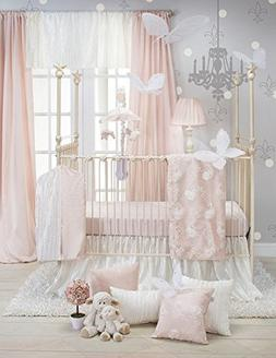 Glenna Jean Lil Princess 4 Piece Crib Bedding Set