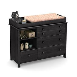 South Shore Furniture Little Smileys Changing Table with Rem