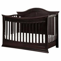 DaVinci Meadow 4-in-1 Convertible Crib, Dark Java