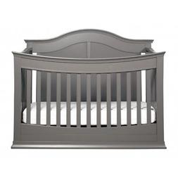 DaVinci Meadow 4-in-1 Convertible Crib with Toddler Rail