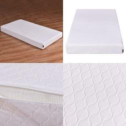 Giantex Memory Foam Baby Crib Mattress Toddler Infant Comfor