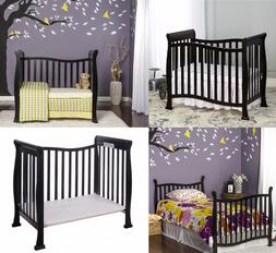 Dream On Me Mini Crib 4 in 1 Convertible Cribs Youth Beds Ba