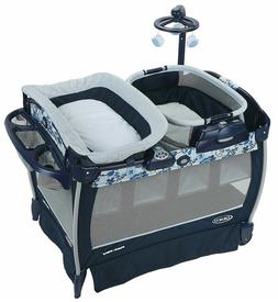 Graco Pack 'n Play Playard With Nearby Napper Seat Portable