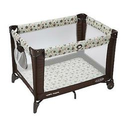 Graco Pack 'n Play Playard Sheet, Arden Brown by Graco