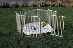 Graco Pack N Play Yard With Twin Bassinets