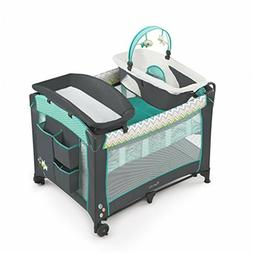 New-Ingenuity-Smart-and-Simple-Playard-Ridgedale-Crib-for-To